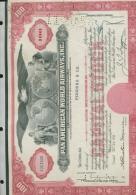 Aktien USA 15 St. Ab Den 20er Jahren, Dekorativ (XXL5203) - Hist. Wertpapiere - Nonvaleurs