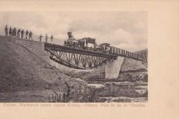 RUSSIE/ SIBERIE/ Pont De Fer De L'Outaîka/ Réf:C2640 - Russland
