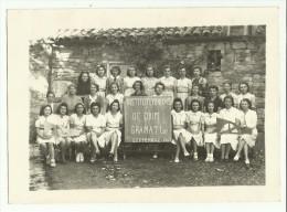 GRAMAT , Photo Ancienne , Institut Lyonnais De Coupe , 1941  ( 18 X 13 Cm ) - Gramat