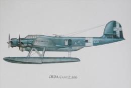 REGIA AERONAUTICA CRDA CANT Z 506 287 SQUADRIGLIA CAGLIARI ELMAS 1942 - 1939-1945: 2nd War