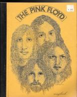 SONGBOOK The PINK FLOYD - Paroles Originales (en Anglais) De 68 Chansons De Pink Floyd - Musique