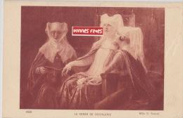 LE ROMAN DE CHEVALERIE MMLE E SOREL - Schilderijen