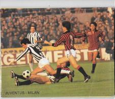 CALCIO SPORT ANNO 1981 CALENDARIO 7X9 TIPO BARBIERE - Vecchi Documenti