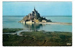 50 - Le Mont Saint Michel - Vue Aérienne - Editeur: C.A.P N° 981 - Le Mont Saint Michel