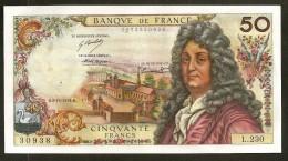 RACINE - 50F - 8.11.1973 L.230 - 1962-1997 ''Francs''
