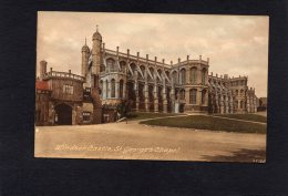"50706     Regno  Unito,   Windsor  Castle,  St.  Georges""s Chapel,  NV - Windsor Castle"
