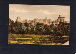 50708     Regno  Unito,   Windsor  Castle From  Xome Park,  NV - Windsor Castle