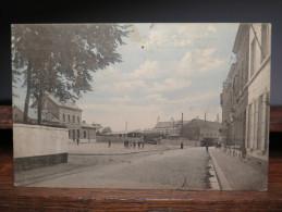 Saint-Servais(Namur) Place de la Gare(Station) 1918