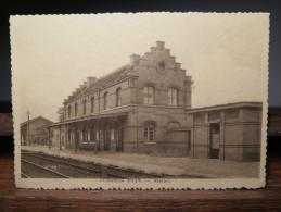 Cuesmes-Etat la Gare(Station)