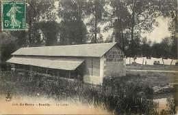 Dept Indre -ref Z25- En Berry - Reuilly - Le Lavoir - Theme Lavoirs   -carte Bon Etat  - - Autres Communes