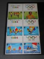 British Virgin Islands - 1984 Los Angeles With Margins MNH__(TH-903) - British Virgin Islands