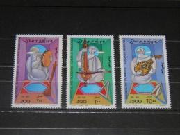 Somalia - 1997 Musical Instruments MNH__(TH-8236) - Somalia (1960-...)