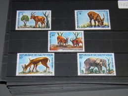 Upper Volta - 1981 Protected Animals MNH__(TH-4073) - Haute-Volta (1958-1984)