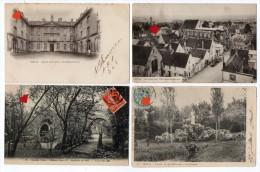 39980-ZE-60-SENLIS-Lot  De 30 CPA - Postcards