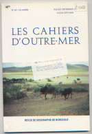 Les Cahiers D´Outre-mer N°194, 1988, Géographie, Asie Du Sud-Est, Australie, Indonésie, Bangkok... LIVRAISON GRATUITE - Géographie