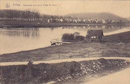 Anhée - Panorama Pris De La Halle De Houx (passage D'eau , Nels) - Anhée