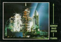 CPA-1980-USA-FLORIDE-ORLANDO-KENNEDY SPACE CENTER-TBE - Orlando