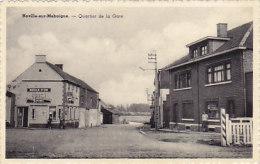 Noville-sur-Mehaigne - Quartier De La Gare (animée, Café) - Eghezée
