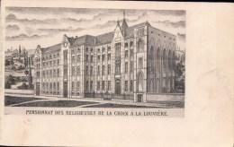 La Louvière Pensionnat Des Religieuses De La Croix - La Louviere