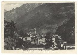 """Brescia, - """"Breno - Valle Camonica - Paesaggio Tra Le Vette"""" - Brescia"""