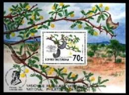 BOPHUTHATSWANA, 1992, MNH Stamp(s), Acacia Trees,   Nr(s)  282ms Block 7 - Bophuthatswana