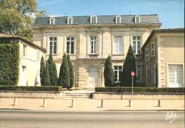 33 - Talence : Le Château De Margaut - Castelli