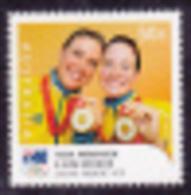 2008. AUST DECIMAL. Olympic Games. Tessa Parkinson & Elise Rechichi 50c. Sailing Women´s 470. MUH. - 2000-09 Elizabeth II