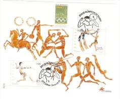 Portugal &  Jogos Olimpicos De Sidney 2000 (236) - Blocks & Sheetlets