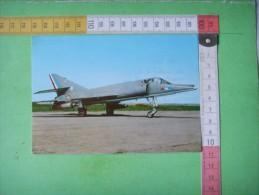 11 ) Avion : G A M Dassault  Etendard 4 M  :aeronautique Navale - 1946-....: Moderne