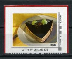 """Gateau Trépais Adhésif Neuf ** . Collector """" LE LIMOUSIN """" 2010 - France"""