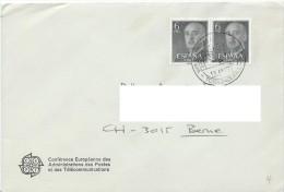 CEPT, Assemblée Plénière , Malaga-Torremolinos 1975 - Europa-CEPT