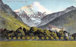 (Suisse) - Switzerland - Berne - Bern - Jungfrau Von Interlaken Aus - 2 SCANS - BE Berne
