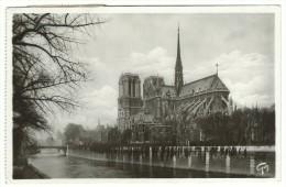 1936, Paris Et Ses Merveilles - Notre-Dame (Abside) - Parigi E Le Sue Meraviglie - Notre Dame (Abside) - Notre Dame De Paris
