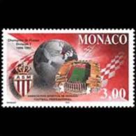 MONACO 1997 - Scott# 2051 Soccer Assoc. Set Of 1 MNH (XV177) - Monaco