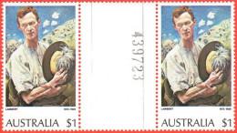 AUS SC #573 MNH GP  1974 Sergeant Of Light Horse, G. Lambert, CV $4.00+ - Mint Stamps