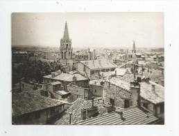 Photographie , 16.5 X 12 , AVIGNON , 1932, 2 Scans - Lieux