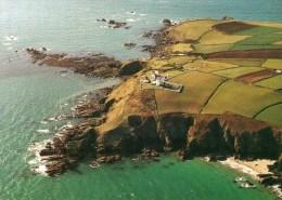 Postcard - Lizard Lighthouse, Cornwall. A - Fari