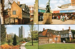 Postcard - Leicester, Leicestershire. LE-0020 - Leicester