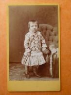 CDV FELIX SCHAEDELIN PHOTO Enfant 3 Ans - Fotos