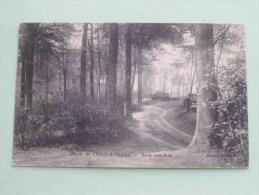 ORROIR Mont-de-l´Enclus Route Sous Bois ( Ovaert-Demeyer ) Anno 1923 ( Zie Foto Voor Details ) !! - Mont-de-l'Enclus