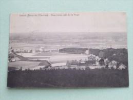 ORROIR Mont-de-l´Enclus Panorama Pris De La Tour ( Ovaert-Demeyer ) Anno 1911 ( Zie Foto Voor Details ) !! - Mont-de-l'Enclus