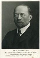 CPA  ALLEMAGNE DEUTCH  EMIL VON BEHRING - Prix Nobel