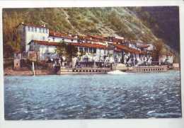Lago Di Lugano - Cantine Di Caprino - Dampfer - Bateau - TI Tessin