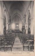 Cp , 62 , MAZINGARBE , Intérieur De L'Église - France