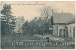 L'ISLE BOUCHARD - Chateau Des Prézeaux - L'Île-Bouchard