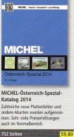 MICHEL Spezial Katalog 2014 Briefmarken Österreich Neu 60€ Bosnien Lombardei Venetien Special Catalogue Stamp Of Austria - Books, Magazines, Comics