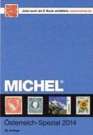 MICHEL Spezial Katalog 2014 Briefmarken Österreich Neu 60€ Bosnien Lombardei Venetien Special Catalogue Stamp Of Austria - Books & CDs