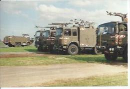 """PHOTO 10X15 : CAMBRAI  MAI 1994 BASE AERIENNE 103  -  FLOTTE DES CITERNES """" POMPIER """" (  - AERODROME  - AVION ) - Cambrai"""