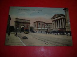 Montpellier Palais De Justice - Montpellier