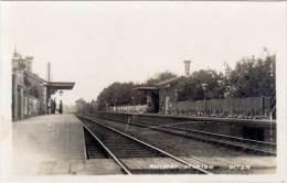 USA – Olton, Railway Station - Etats-Unis